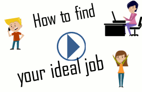 pic of how to find your ideal job